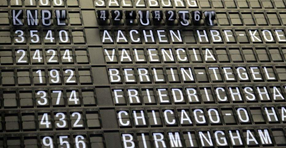 Lotniska w Niemczech. Tutaj zrobisz bezpłatny test na koronawirusa⚠️